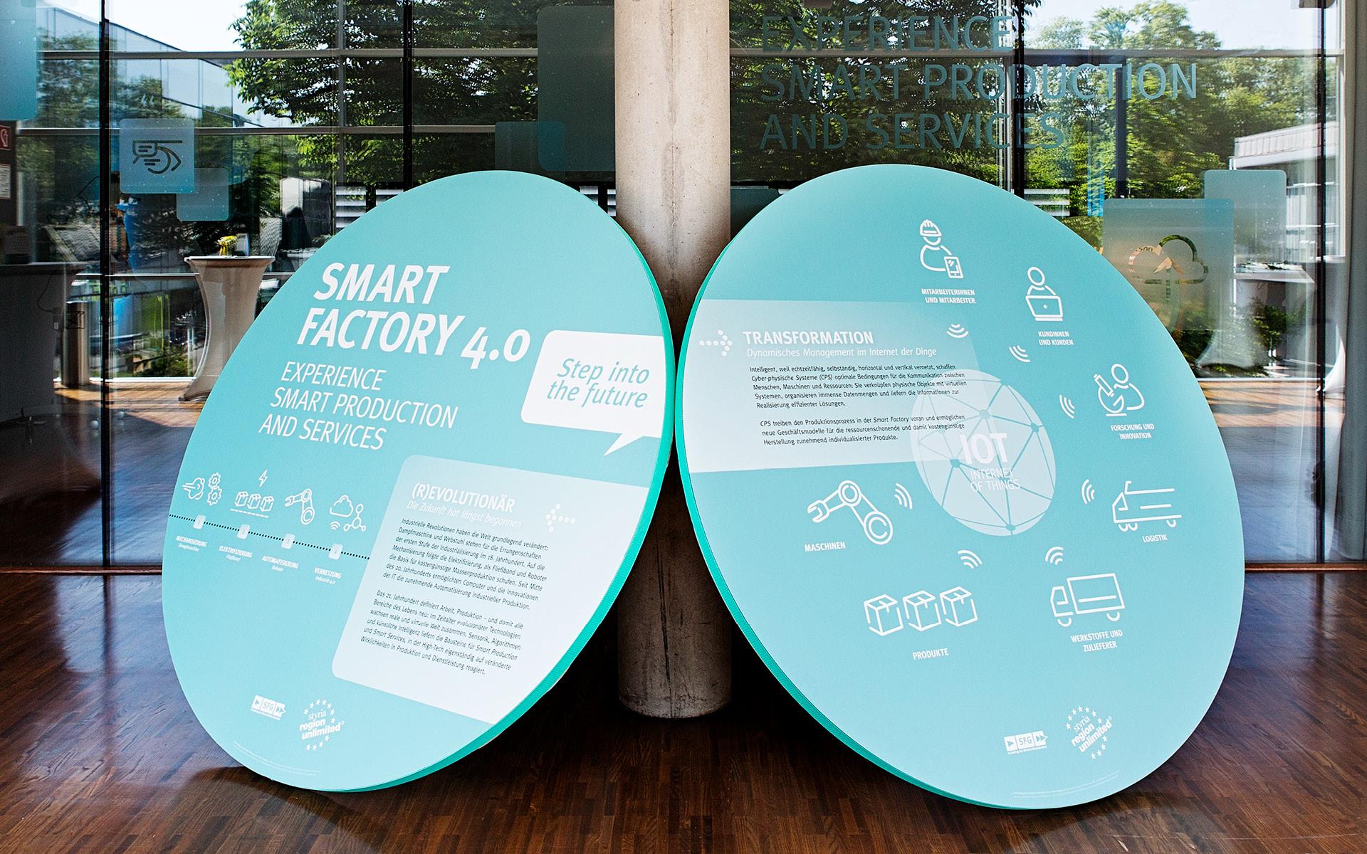 SMART FACTORY 4.0 – look! design