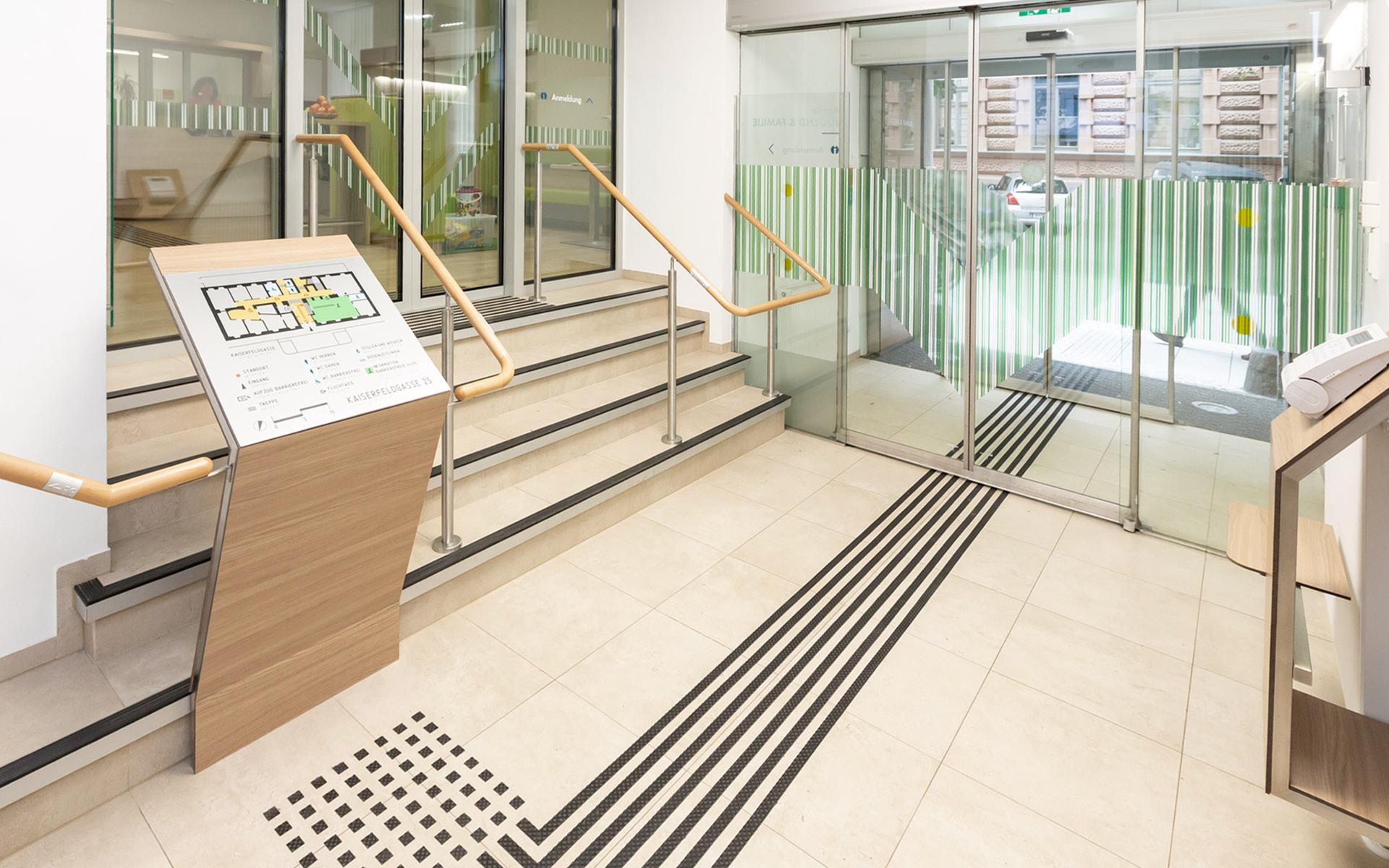 Social Design: Raumgestaltung für das Amt für Jugend und Familie von der Werbeagentur look! design