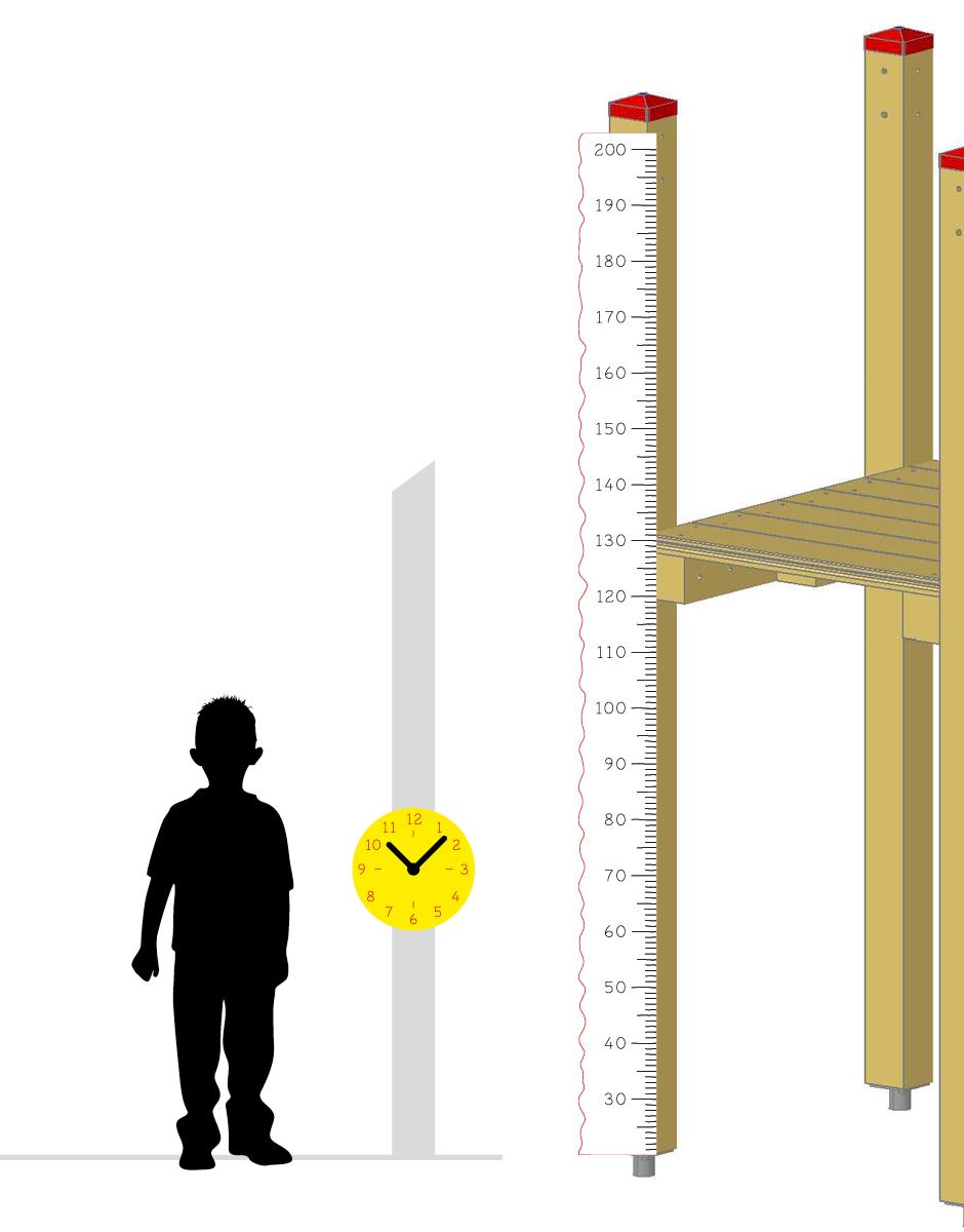 Redesign der Spielplatz-Elemente für Fritz Friedrich von der Werbeagentur look! design