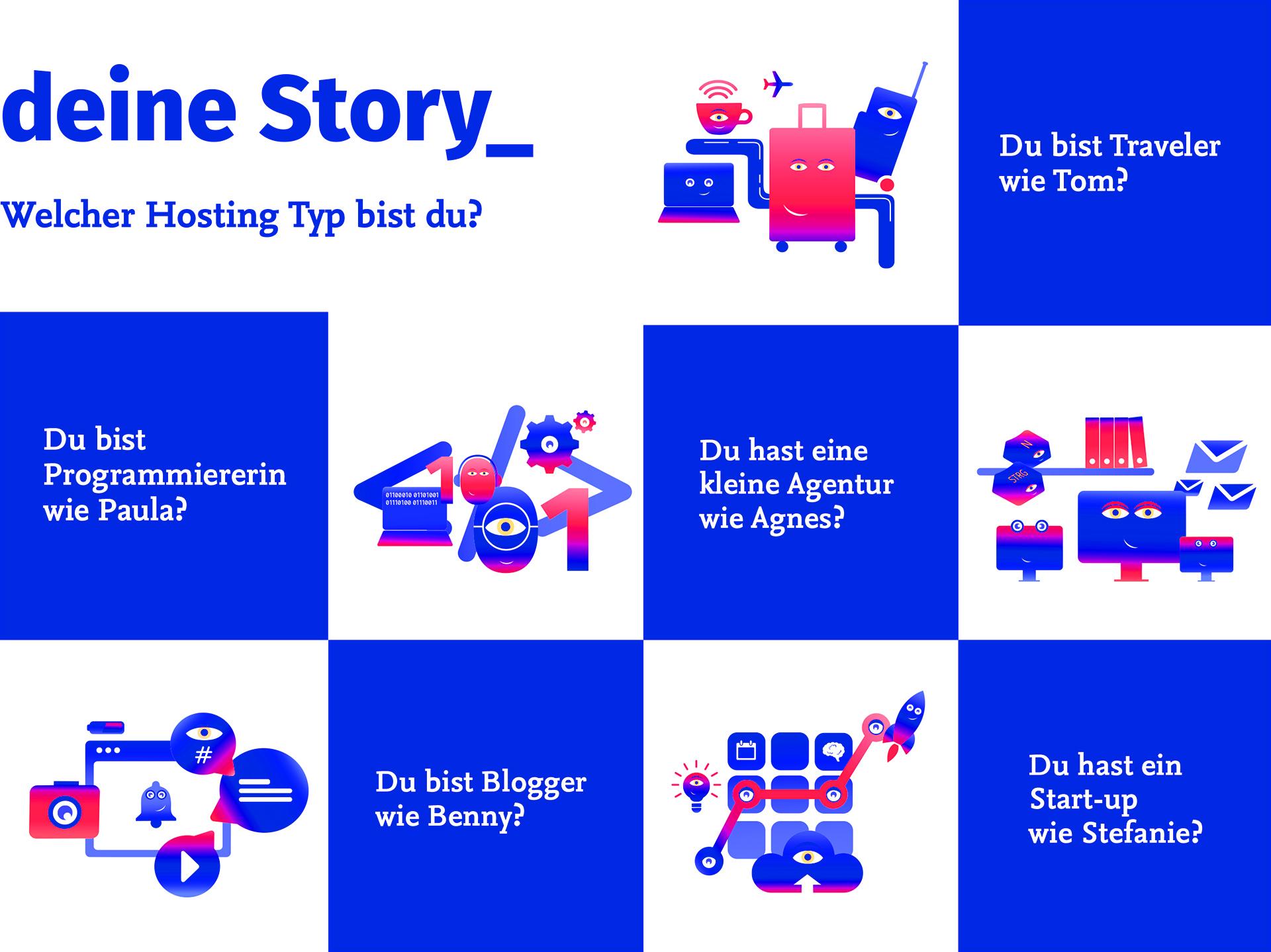 Branding für BITS von der Werbeagentur look! design
