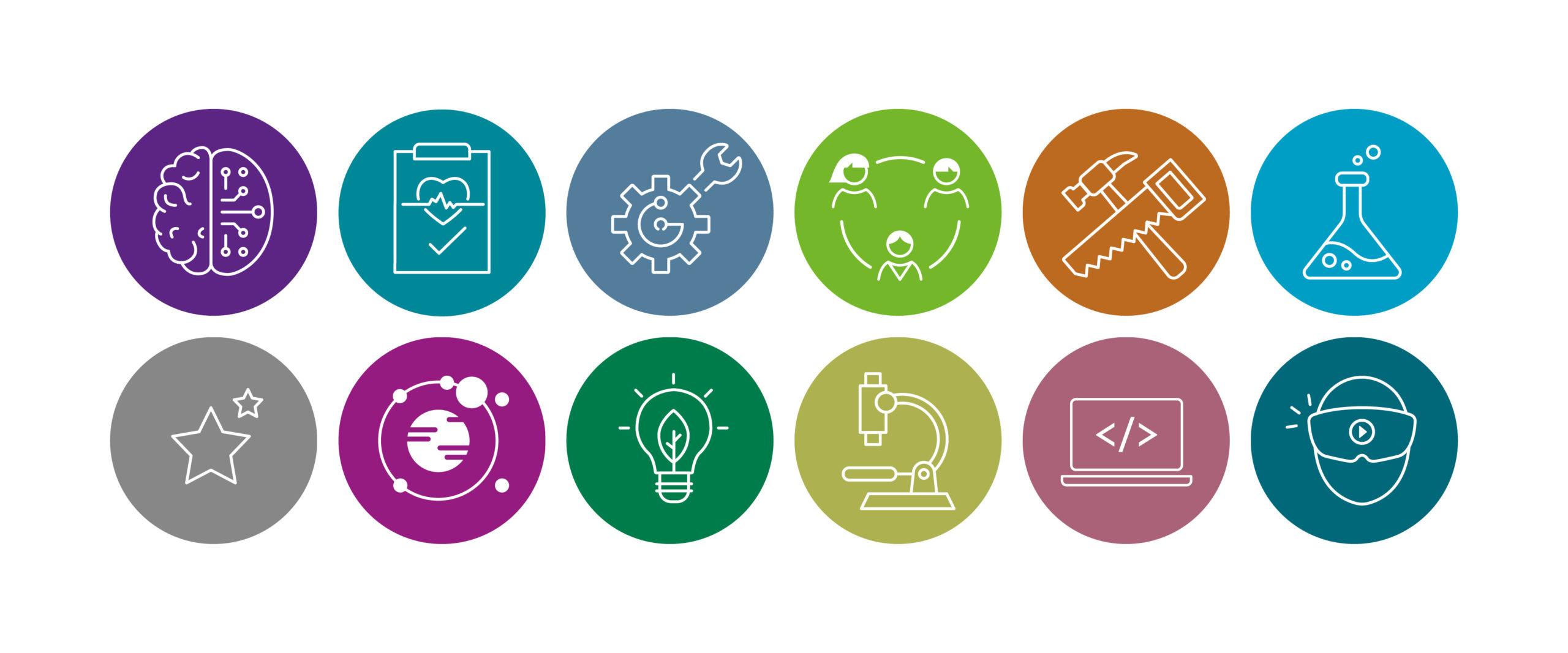 LOOK_CoSA_CenterofScienceActivities_Leitsystem_web_Icons_c_look design