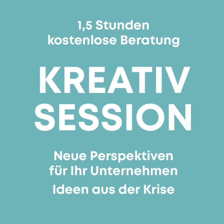 Kreativsession mit look! design: neue Perspektiven für Ihr Unternehmen und Ideen aus der Krise