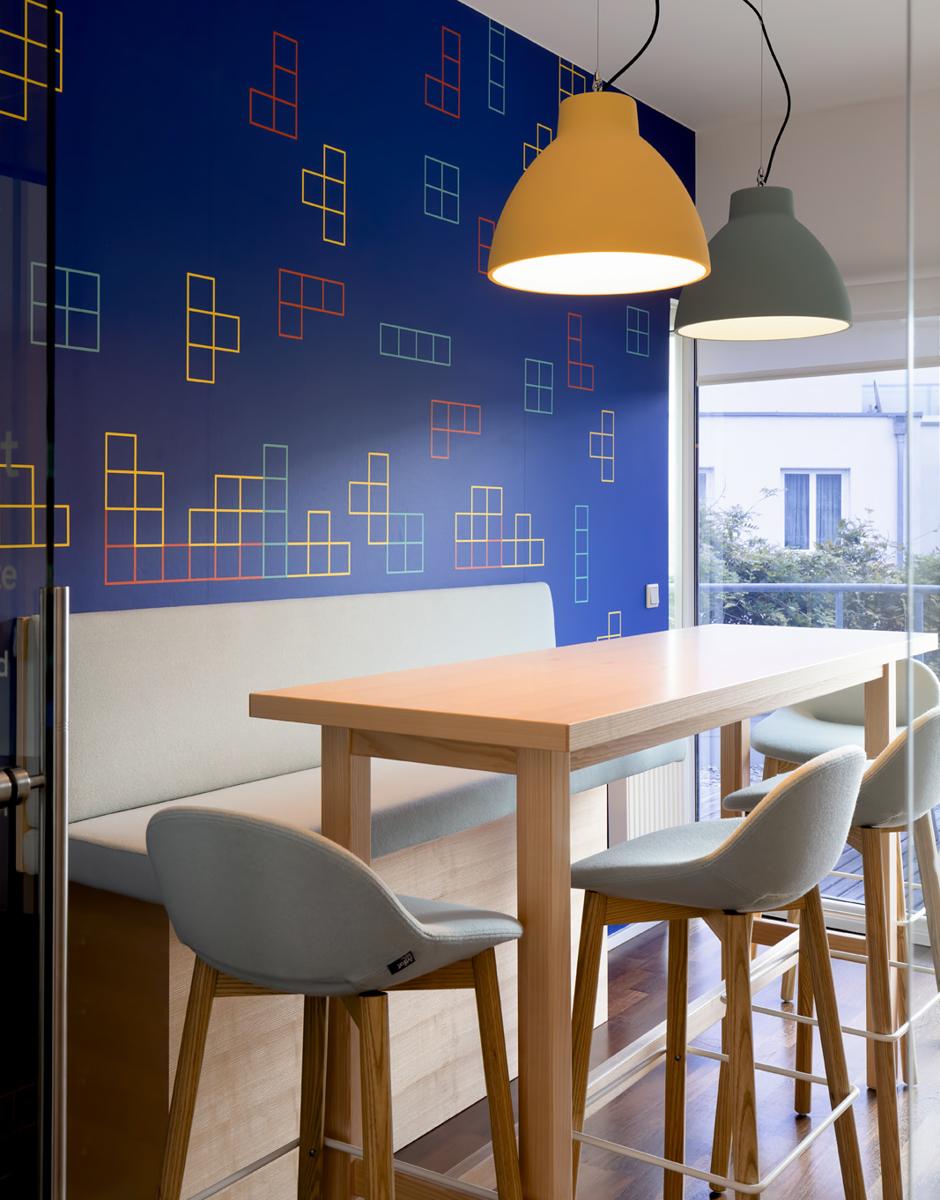 Interior Design für toolbox Systemberatung von der Designagentur look! design