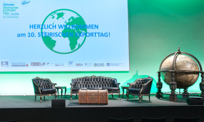 Eventdesign mit internationalem Flair